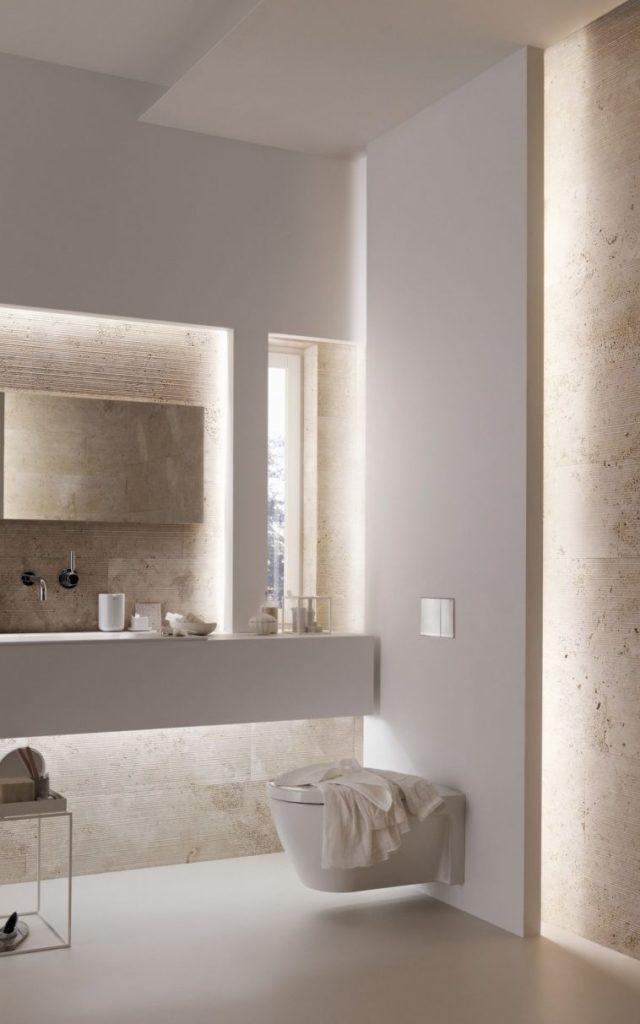 17 Współczesnych Pomysłów Na Oświetlenie łazienki